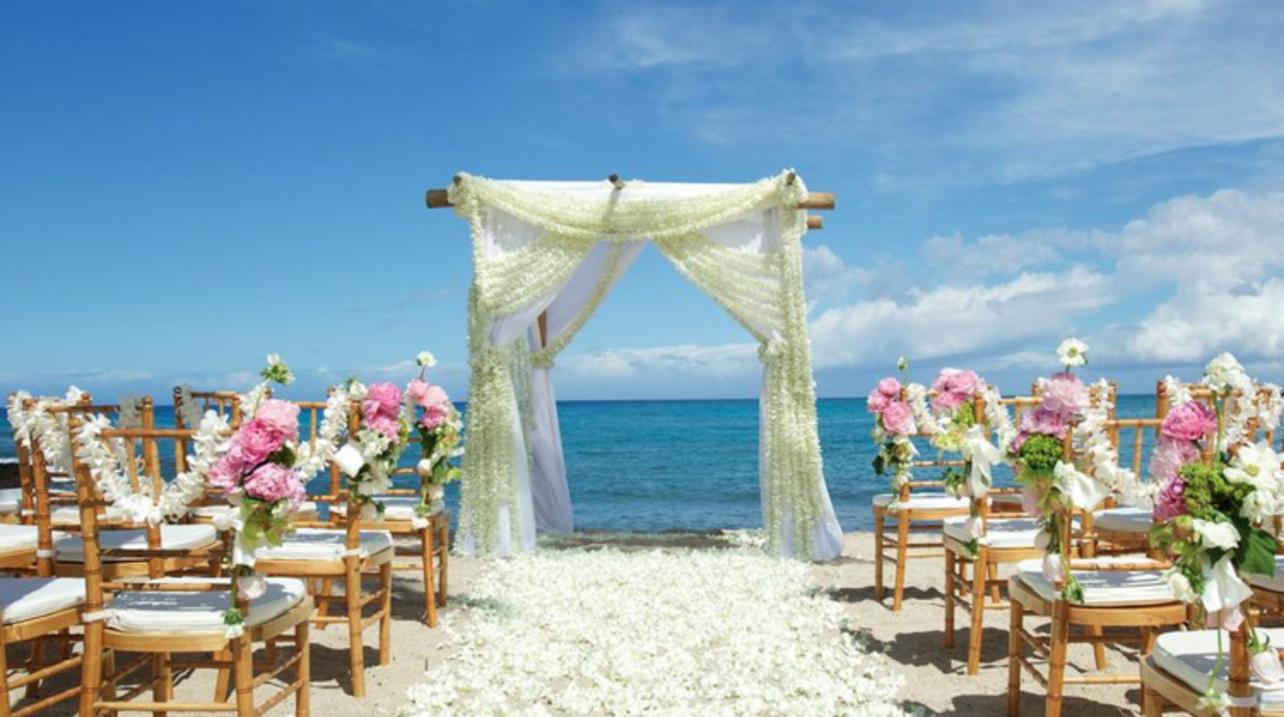 Bayside Chapel At Sheraton Kona Resort Spa In Hawaii