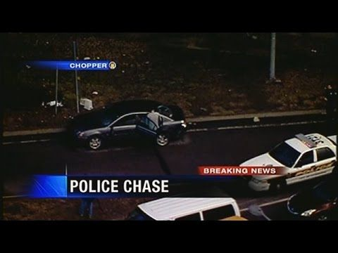 Cop Chase Los Angeles Police Chase Crazy Mercedes Benz Driver Chase Mercedes Benz Police