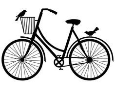 city bike stencil - Buscar con Google