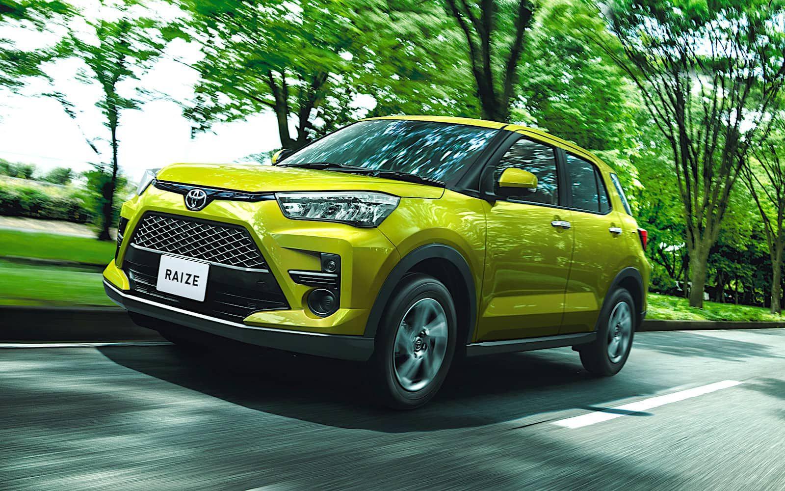 Toyota Raize El Nuevo B Suv De La Firma Nipona Debuta En Japon