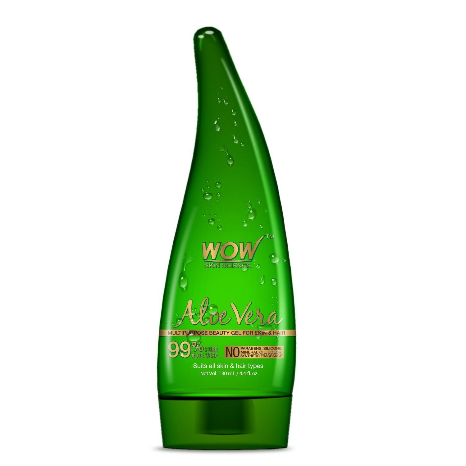 This Is Really Wow Skin Science Pure Aloe Vera Gel
