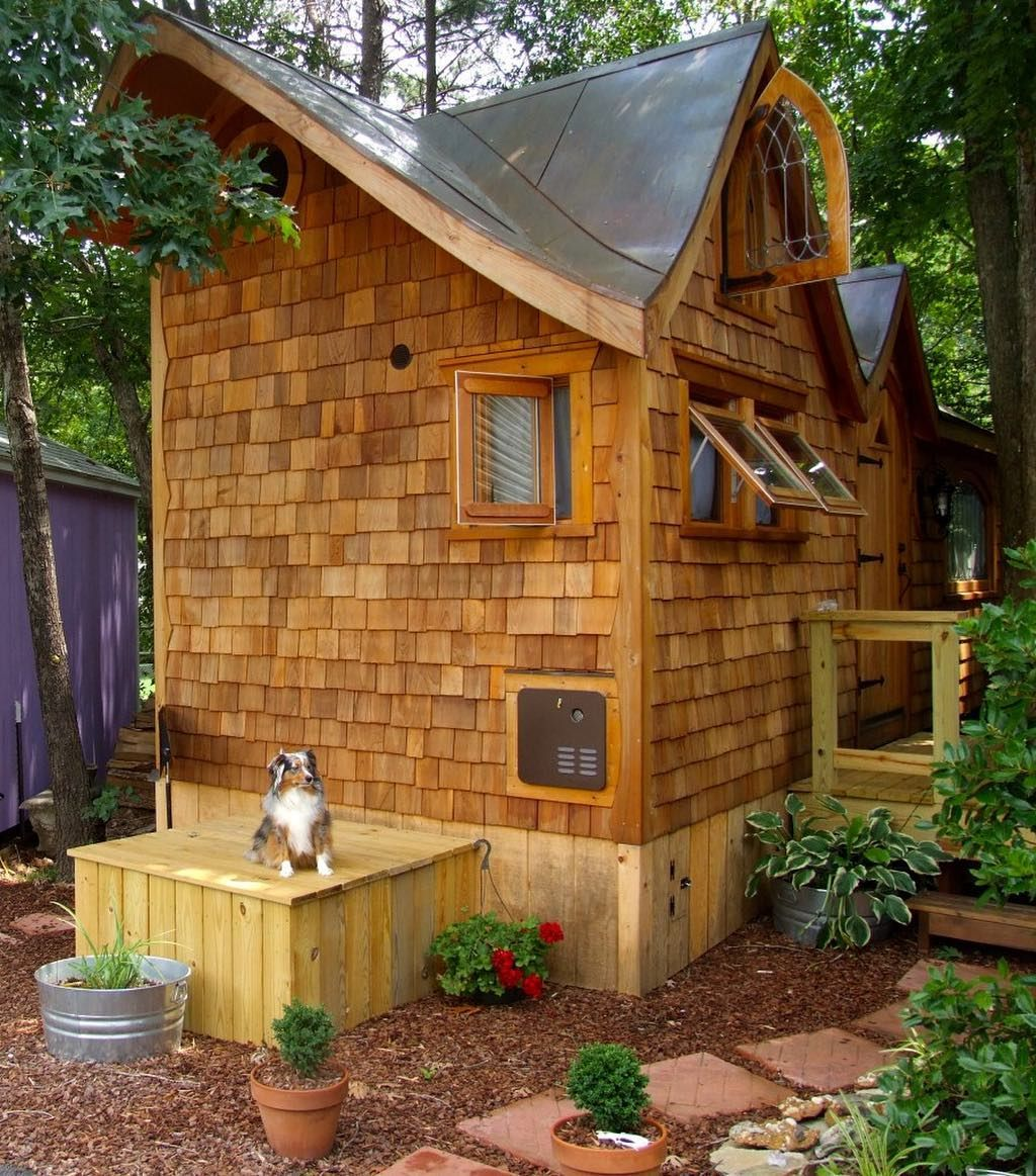 Of Beautiful Tiny Houses