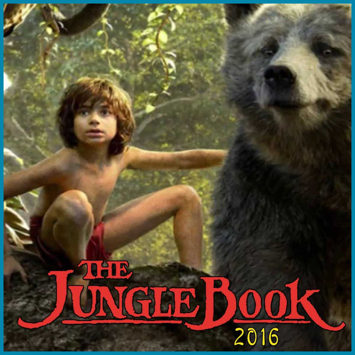 The Jungle Book Video Song 2016