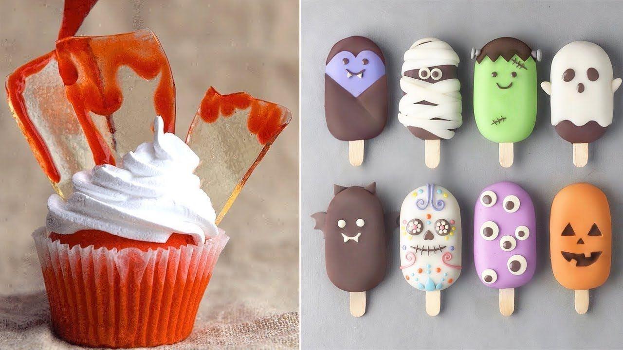 Scary Halloween Cake Decorating Ideas Halloween Cakes