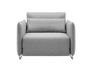 Prime View Softline Cord Single Sofa Bed Chaises Chaise Inzonedesignstudio Interior Chair Design Inzonedesignstudiocom
