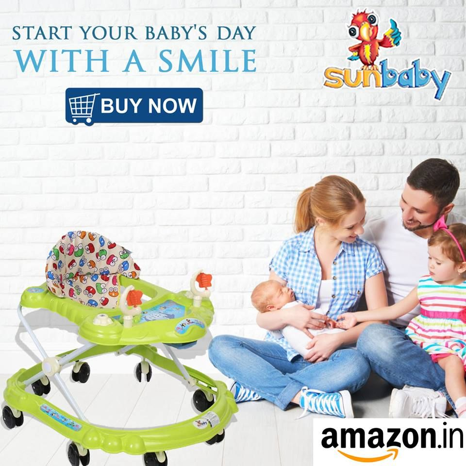 Pin by Sunbaby on Sunbaby Walker Online India Baby