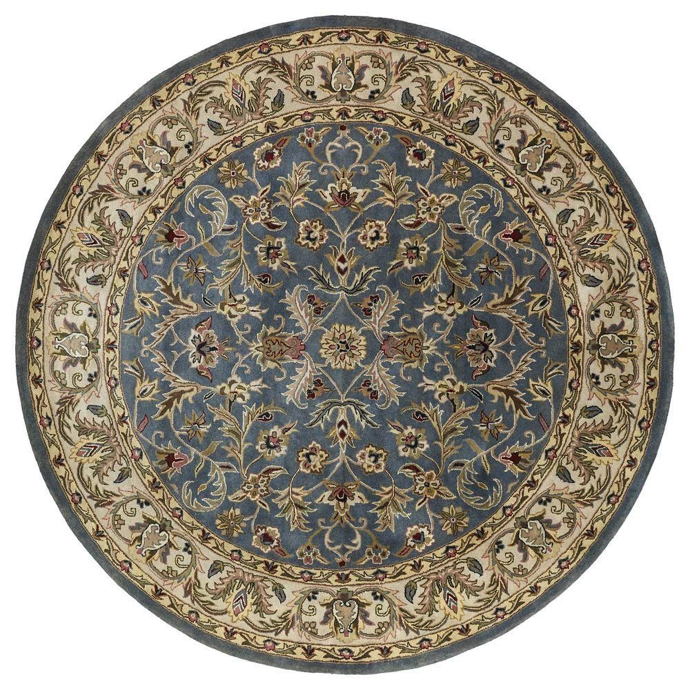 Kaleen Mystic William Ivory 2 Ft X 3 Ft Area Rug Rugs Round Area Rugs Kaleen Rugs