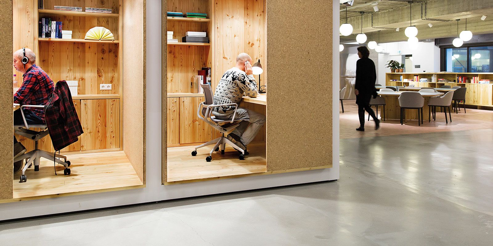 Spaces is a full service, creative working environment ...