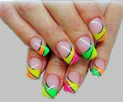 colorful #manicure #manicureInspiration