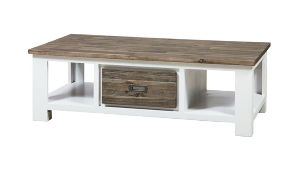 redoutable table basse acacia | décoration française | pinterest