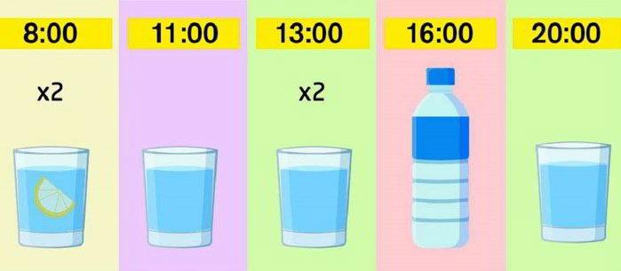 Jedz Co Chcesz I Pij Wode Wedlug Planu Efekt To Minus 15 Tluszczu Smak Dnia