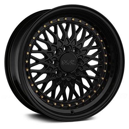 Xxr Wheels 536 Black Wheel With Painted Finish 18x9 5x100 5mm 32mm Offset Walmart Com Wheel Rims Black Wheels Rims