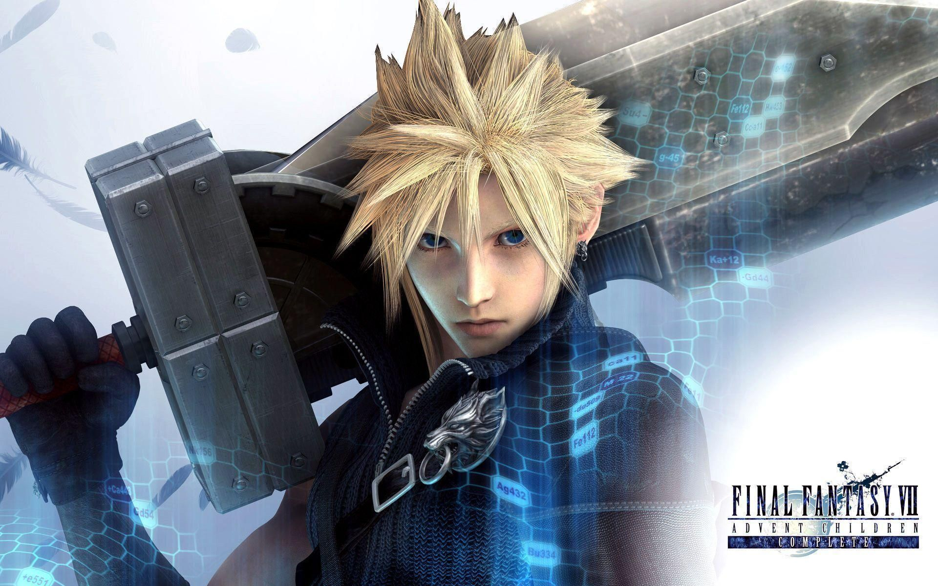 Final Fantasy Cloud Wallpapers Hd Resolution Final Fantasy Cloud