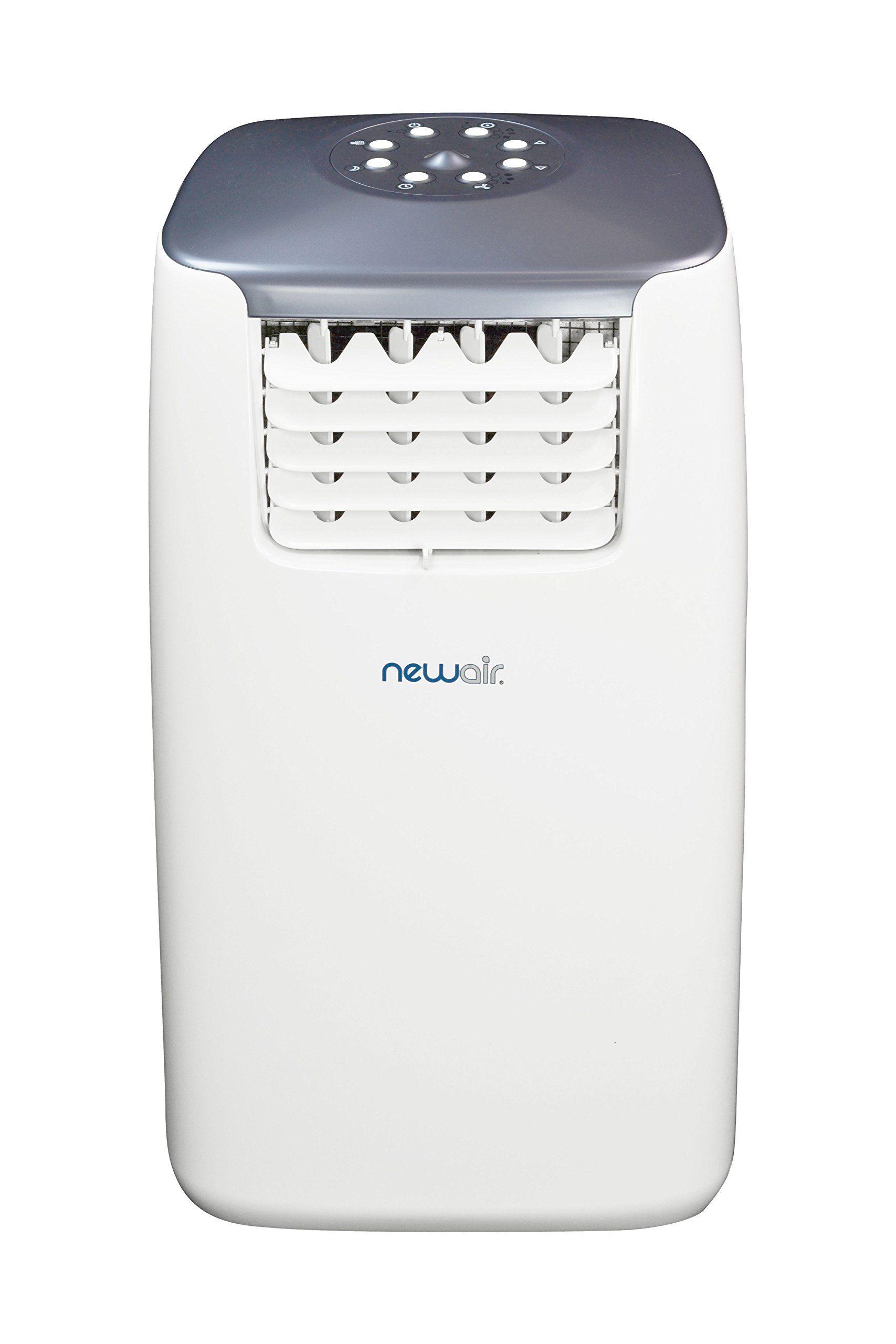 NewAir AC14100H 14000 BTU Portable Air Conditioner Plus