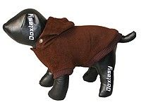 Doxtasy Hondenjas Fleecejacket Brown - Petsonline