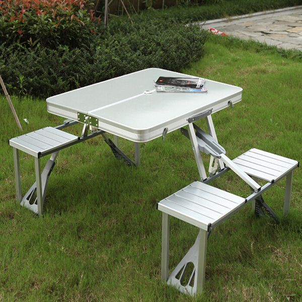 Outdoor C&ing Hiking Folding Table Picnic Fold-up Foldable Tables Chair & Outdoor Camping Hiking Folding Table Picnic Fold-up Foldable Tables ...