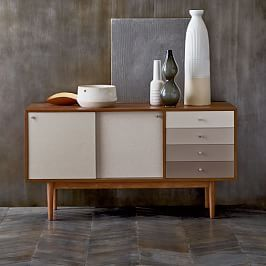 Fishs Eddy Expandable Dining Table Mid Century Sideboard Mid