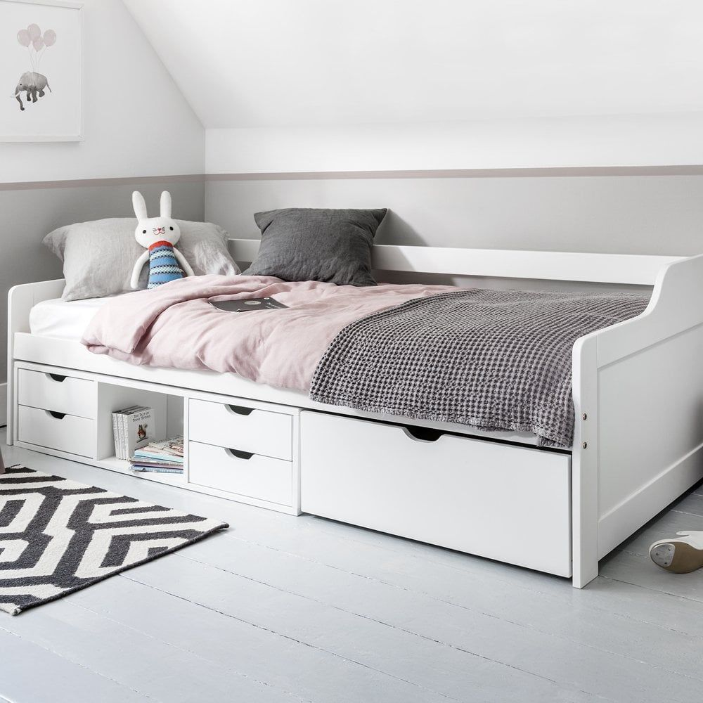 Best Eva Day Bed Cabin With Pull Out Drawers In 2020 Bed For 400 x 300