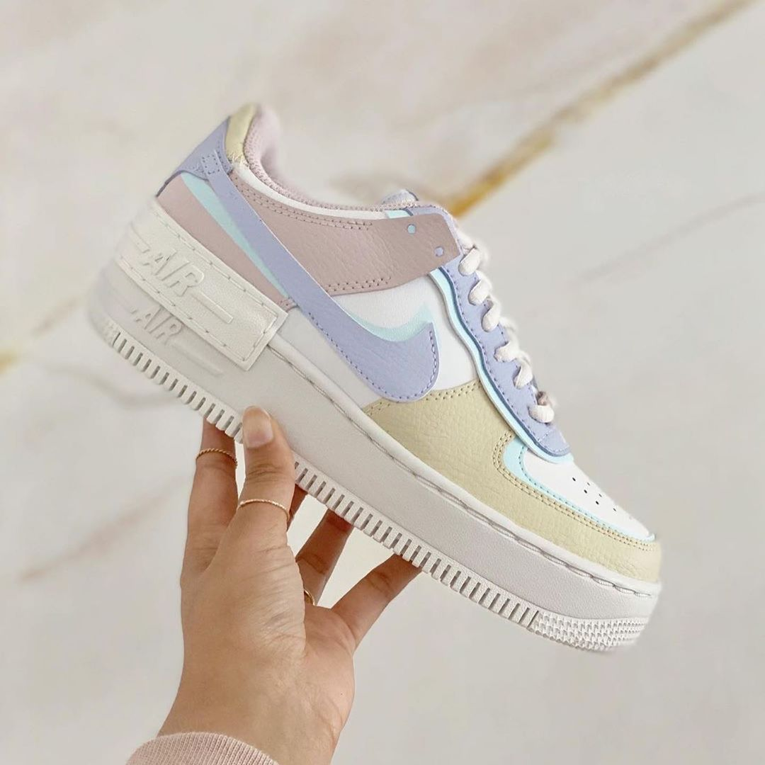 Air Force Shadow Pastel UK3.5-7 Back Online. Order today:...