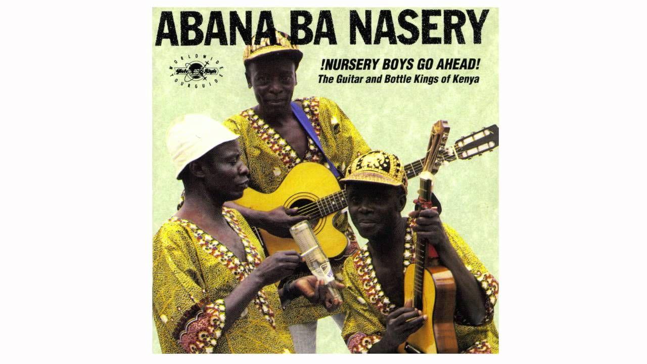 Abana Ba Nasery-Esimiti Khusilenje  Legends, from Kenya.