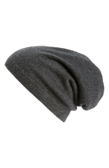 d8758d9517069 Free shipping and returns on The Rail Cashmere Knit Cap at Nordstrom.com.  Keep your dome covered in a lightweight