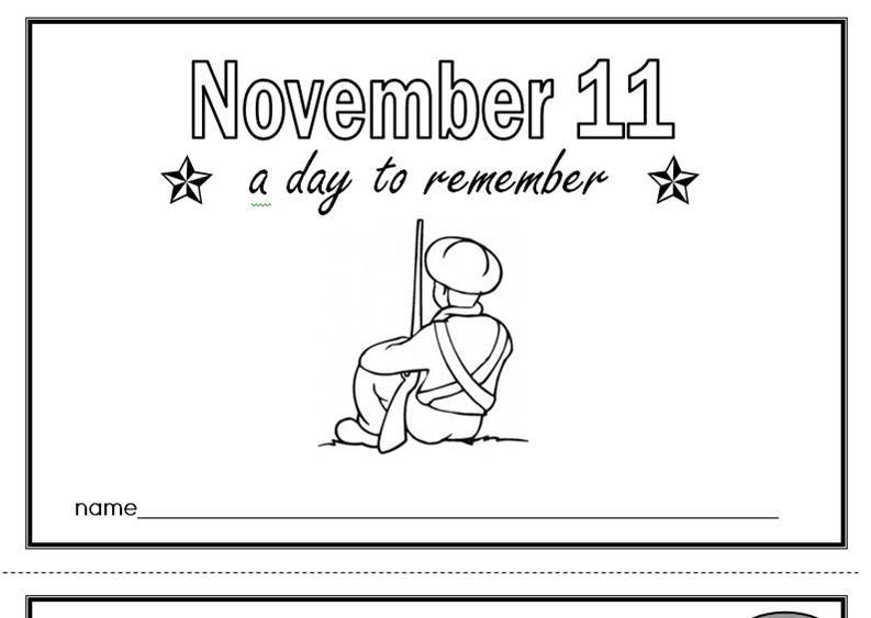 Veterans&#39 Day Lesson Plans, Themes, Printouts, Crafts