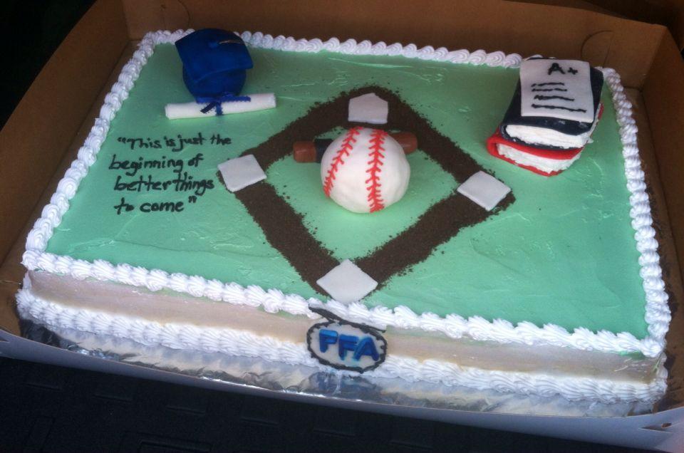 Graduation cake!