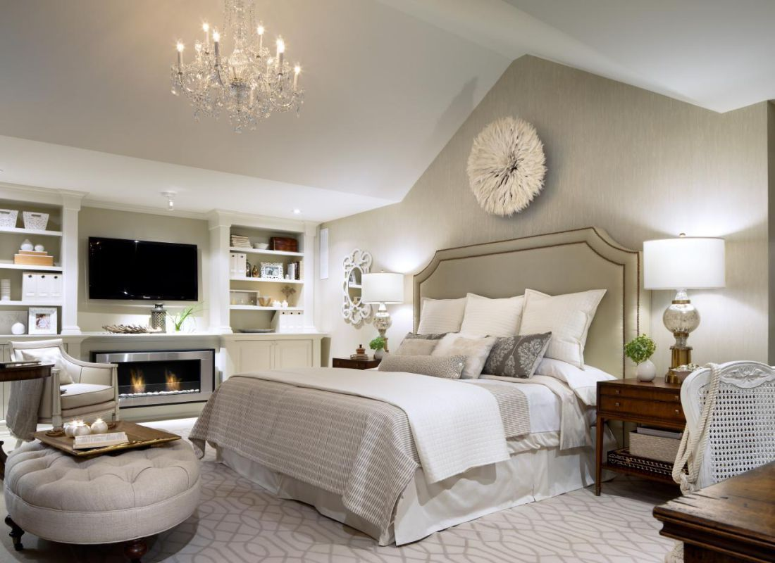 elegant master bedroom design ideas with clock and on modern luxurious bedroom ideas decoration some inspiration to advise you in decorating your room id=20712