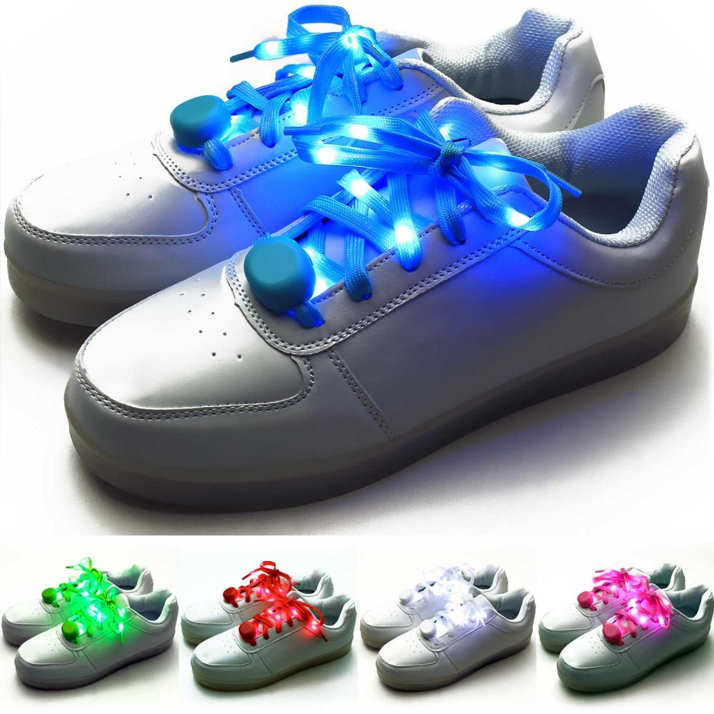 LED Schnürsenkel Nylon | Kids Shoes etc. | Dress Shoes