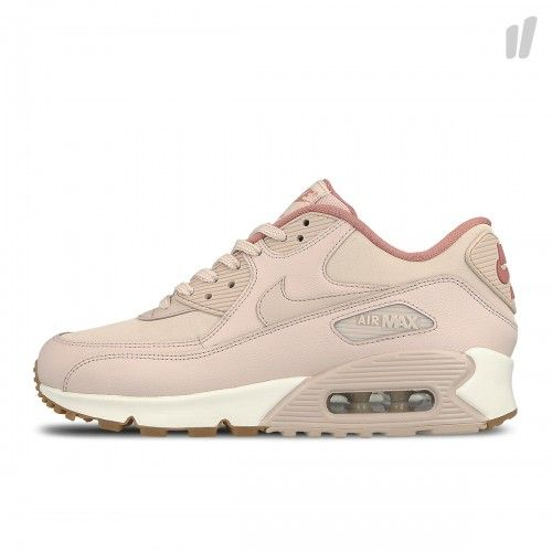 Nike Air Max 90 Leather 921304 600 Womens Sneakers
