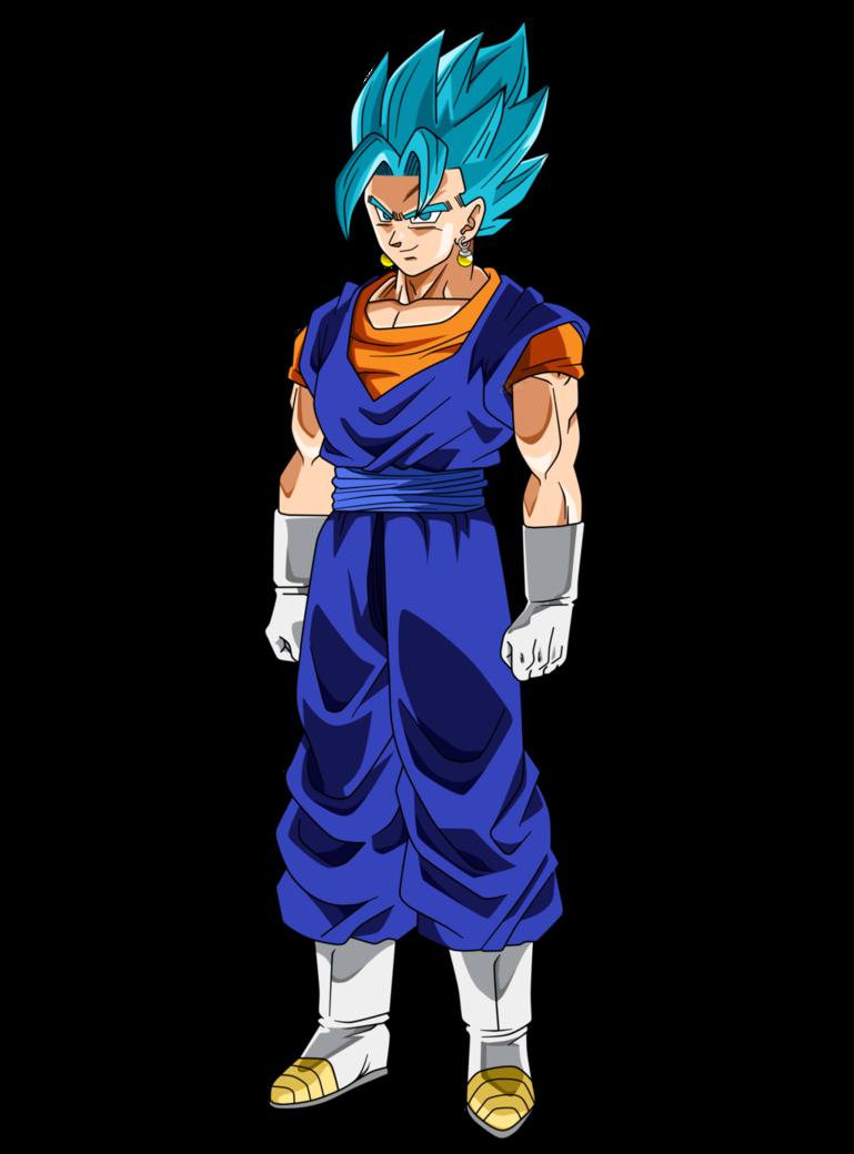 Vegetto Ssj Blue 3 By Saodvd Dragon Ball Super Manga Dragon Ball Art Dragon Ball Z