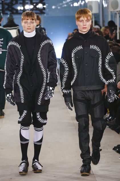 KTZ Menswear Fall Winter 2016 London