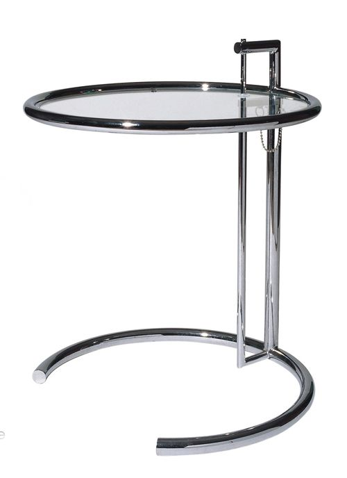 Adjustable Table E 1027, Eileen Gray 1927