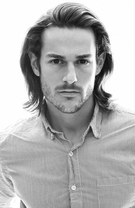 15 Beautiful And Classy Mens Long Hairstyles Long Hair Styles Men Men S Long Hairstyles Damp Hair Styles