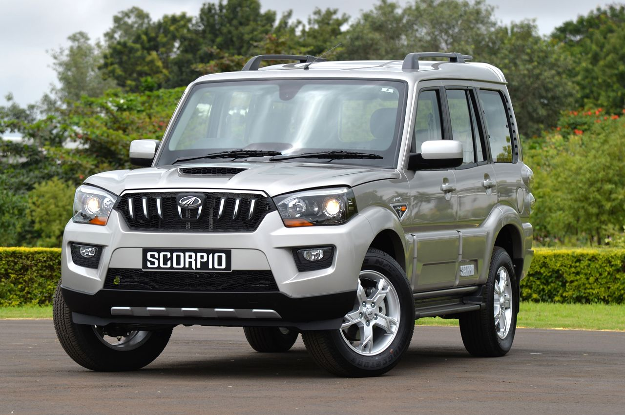 mahindra scorpio New mahindra scorpio, Scorpio car, Jeep