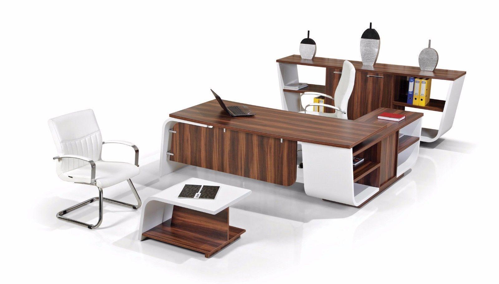 büromöbel tisch schrank büro komplett set design möbel