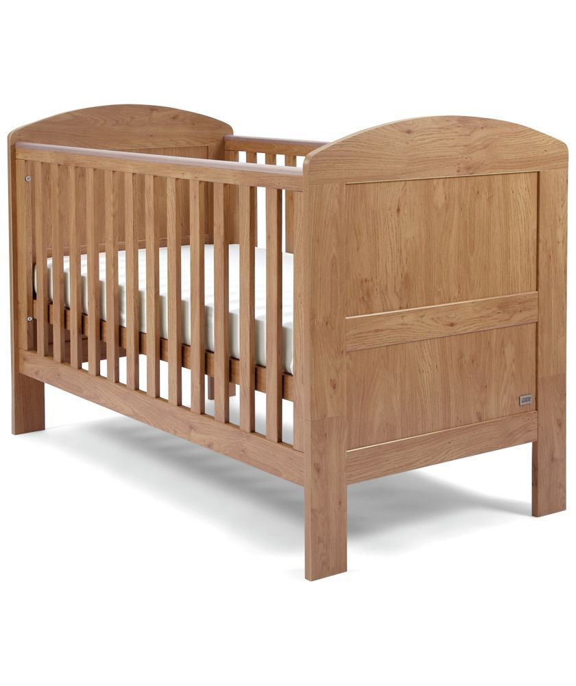 buy mamas papas harrow 3 piece nursery set dark oak at. Black Bedroom Furniture Sets. Home Design Ideas
