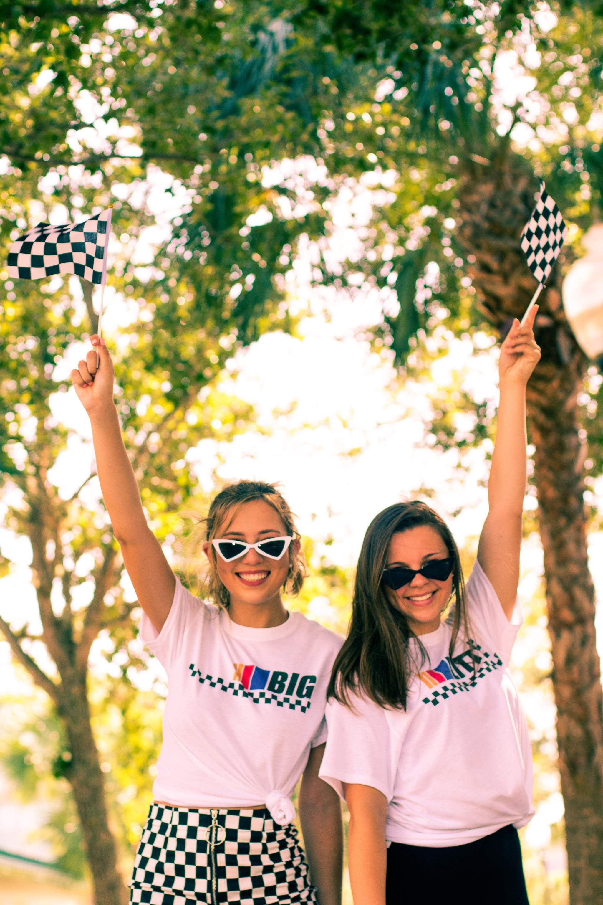 NASCAR Racing Big Little Gildan Short Sleeve #biglittlerevealthemes