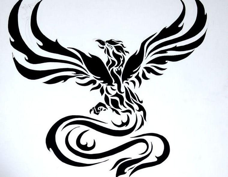 Tatouage Phoenix Significations Et Idees En Images Tattoos