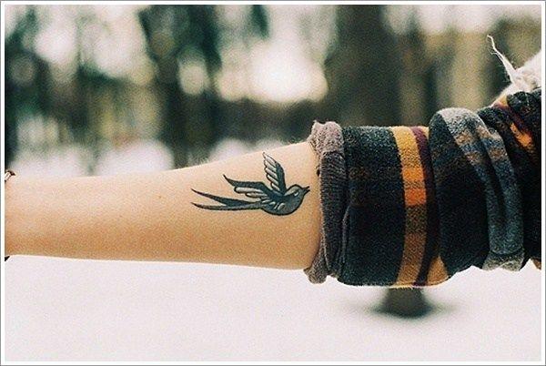 Rozszyfrowujemy Znaczenie Tatuażu Jaskółka Która