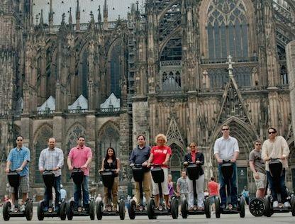 #Segway Touren in #Köln – Ein Ratgeber mit vielen nützlichen Informationen.
