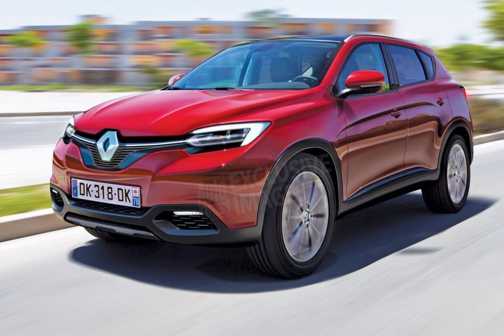 Por Fin Renault Va A Tener Un Suv En El Segmento C Nuevo Kadjar Futuro De La Marca Francesa Se Montará Sobre Plataforma Que
