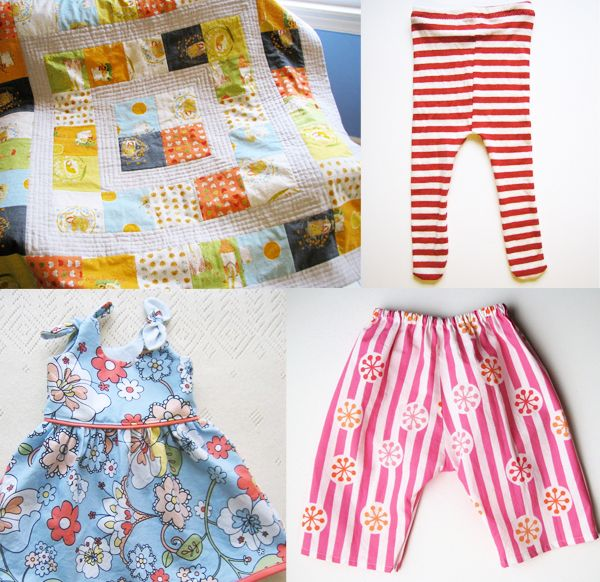 DIY Free Adorable Sewing Patterns for Baby   Sewing - baby ...