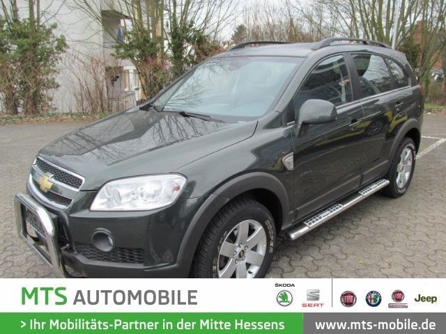Chevrolet Captiva 2 0 Dpf Lt 4wd 7 Sitze As Off Road Vehicle