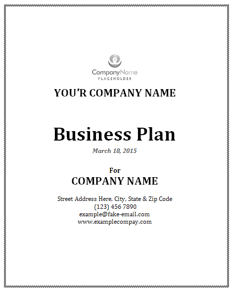 Businessplantemplate Office Templates Pinterest Openoffice - Business plan template online