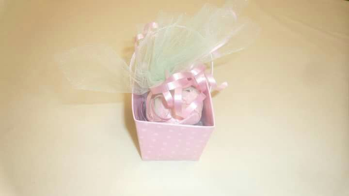 Pink and Green Baby Shower ~ Decoration ~ dc