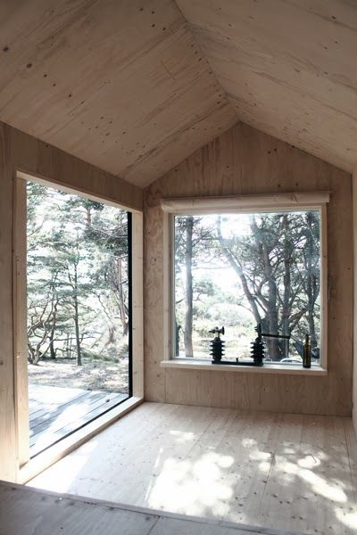 Scandinavian Small House Design: My Scandinavian Home: A Beautiful Basic Weekend Cabin