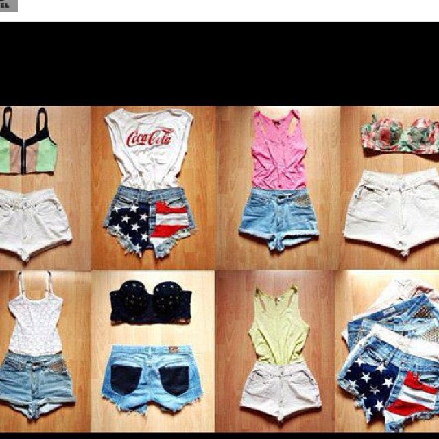 FASHION!!!! Can't wait to make these shorts