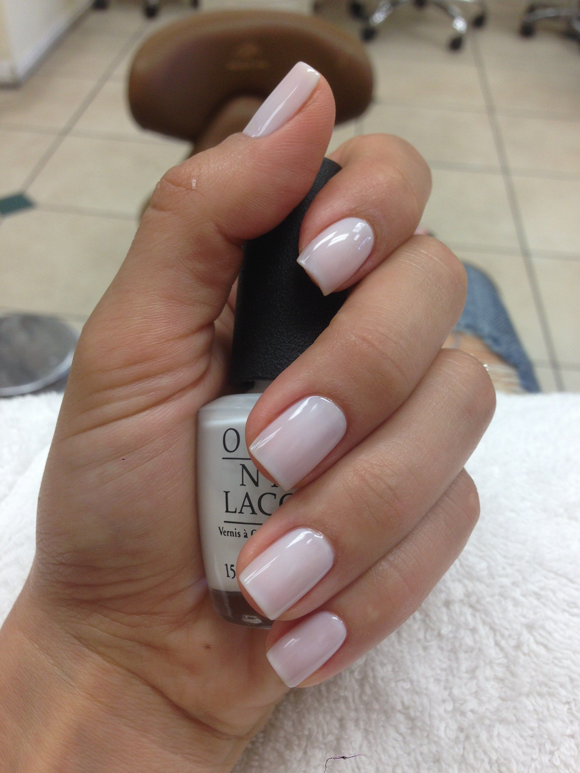 Pin by Juliette Purssey on Nails | Pinterest | Opi funny bunny, Mani ...