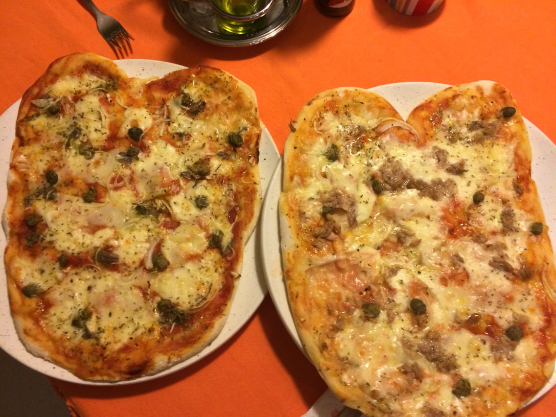 Pizze cuore Amodomio! ❤️